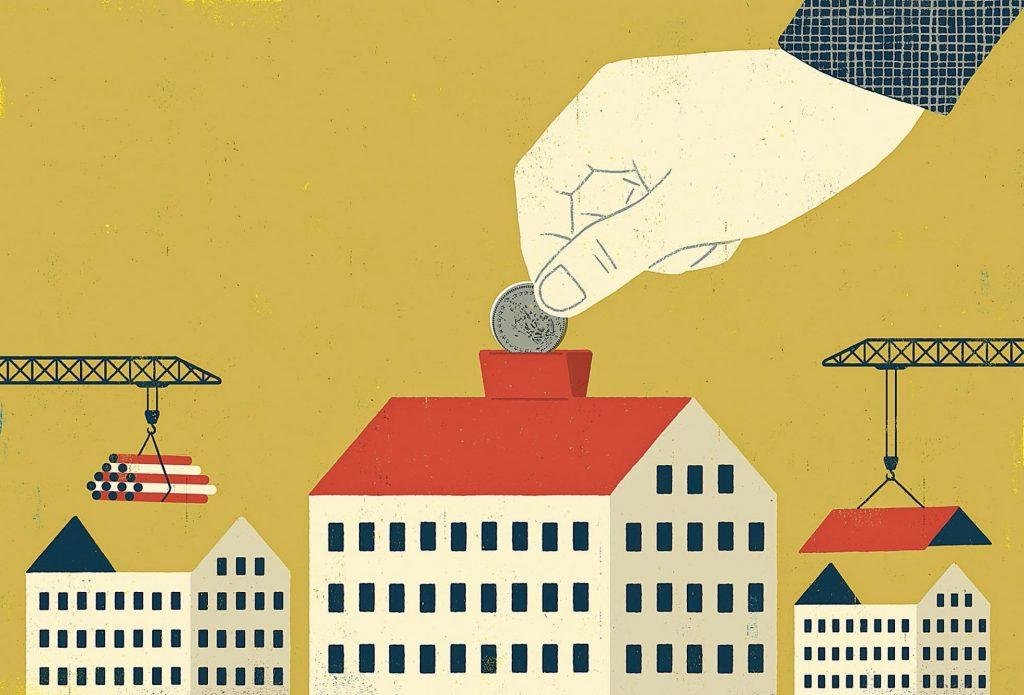 Privatanleger können auf immer mehr Arten ihr Geld in Immobilien stecken. Die Unterschiede sind aber teilweise eklatant. Auch bei den Risiken.